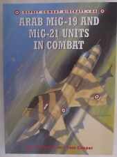 Osprey Book - Arab MiG-19 & MiG-21 Units in Combat (Combat Aircraft 44)