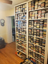 8-Track Tapes Store - 1000s++ ROCK & ROLL Letters J-Z Working & Serviced, U PICK