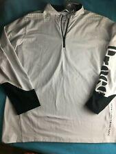 Mens Reebok Crossfit FORGING  Long Sleeve Pullover Sweater Jacket-2XL