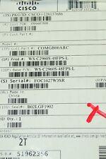 *Brand New* Cisco WS-C2960S-48FPS-L 48-Port Gigabit PoE+ Enterprise Switch