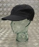 100% Cotton Military Type Stealth Special Ops Crap / Patrol Hat / Cap Black NEW