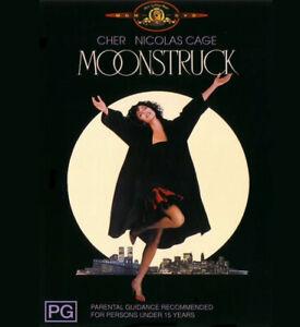 MOONSTRUCK (DVD, 1987) Region 4