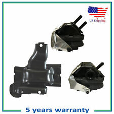 3PCS Engine Motor & Trans Mount For 2006-2008 Ford F150 Lincoln MarkLT 5.4L 4WD