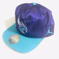 Air Jordan Charlotte Hornets Snapback Hat Cap