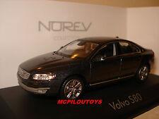 NOREV VOLVO S80 SAVILE GREY 2013 au 1/43°