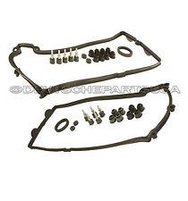 Valve Cover Gasket Gaskets 11127513194 + 11127513195 for BMW X5 E60 E63 E64 E65