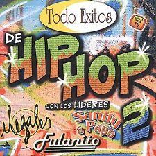 Todo Exitos De Hip Hop 2 / Various : Vol. 2-Todo Exitos de Hip Hop Latin Rap 1