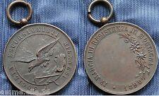 MEDAGLIA IV MARCIA RESISTENZA IN MONTAGNA SOCIETA' ESCURSIONISTI MILANESI 1898