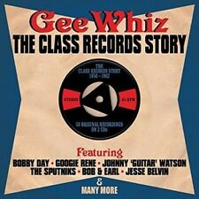 Various Artists - Gee Whiz The Class Records Story 1956-1962 Double CD AU
