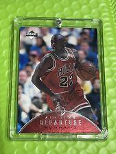 Michael Jordan Card - Refractor - UPPER DECK INSERT GOLD / RED HOLO SP FOIL #23