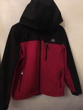 Ladies Snozu Extreme Gear Ski Style Jacket Size L (12-14) Red & Black