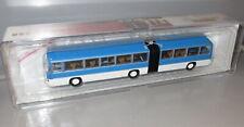 Brekina 59702 Ikarus 280 _ Bus, Gelenkbus _ blau-weiß_ H5760