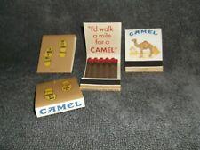 Vintage Camel Cigarette Matchbook