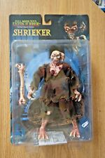 "1998 Full Moon Toys Legends of Horror ""Shrieker"" Action Figure Brown Clothes"