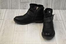 Spring Step Murna Boots - Women's Size 7.5-8 / EU 38, Black