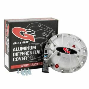 G2 Axle 40-2021AL Differential Cover For GM 8.5/8.6 in. Aluminum NEW