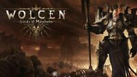 Wolcen: Lords of Mayhem Region Free - [New Steam Account] FULL Access