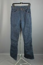 Vtg Men's 1980s NOS Deadstock Levis 646 Bell Bottom Jeans 30x35.5 80s #5992