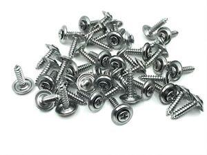 "45 pcs kick panel door trim screws #8 x 3/4"" Fits Dodge Jeep Chrysler AMC"