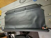 02 03 04 05 06 07 Jeep Liberty Rear Cargo Cover Shade Privacy Gray Grey OEM