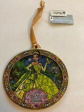 Disney Port Orleans Resort Riverside Princess Tiana Ornament New with Tags