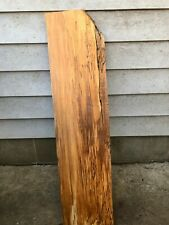 Spalted  maple lumber