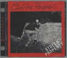 CHARLIE HARPER (U.K. SUBS) - STOLEN PROPERTY (still sealed cd) - AHOY SUBS CD1