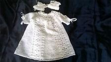 Handmade Dress Baby Christening Clothing