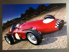 1956 Maserati 250 F Formula 1 Race Car Print, Picture, Poster RARE!! Awesome