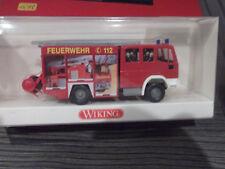 Wiking 6110337 Iveco EuroFire LF 16/12 Feuerwehr Vorführfahrzeug mit OVP 1:87