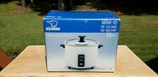 New Zojirush NRW-10 World Series Tri-Voltage 5 Cup Rice Cooker/ Steam Cooker