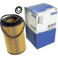 Original MAHLE / KNECHT Ölfilter OX 153D3 Öl Filter Oil