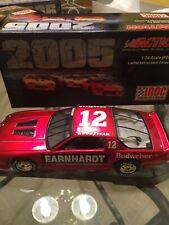 1/24 ACTION NASCAR Dale Earnhardt 12 Budweiser 1987 Camaro IROC Liquid Color