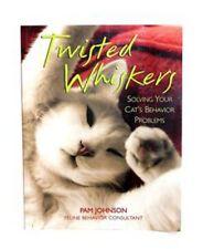Book Sb Animal Welfare League Benefit Pet Cat Behavior Training Twisted Whiskers