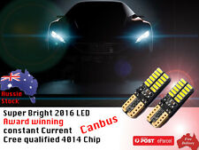 Advanced T10 Park Light 24 LED Canbus No error code Ultra White w5w super bright