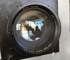 "Vintage Ross London 20"" f/6.3 Survey Xpres (Extra Marginal Illumination) lens!"