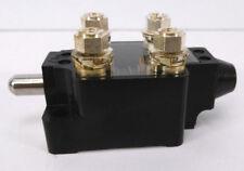 Elan Schaltelement  | L= 64,6 mm B= 29,8 mm H= 30,55 mm (mit Schrauben) 256/11