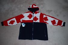 NWT MADE IN CANADA MANITOULIN ISLAND MY OLE BLUES MENS XL HOODIE ONE OF A KIND