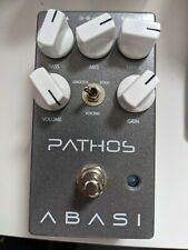 Abasi Pathos overdrive / distortion pedal (Wampler)