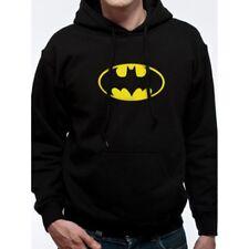 Batman Hooded Sweatshirt Hoody Hoodie Jumper Logo XXL