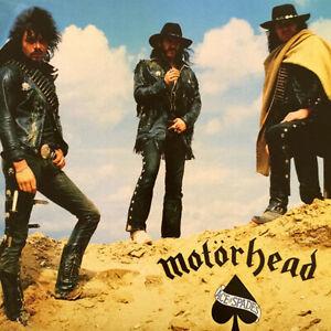 Motorhead Ace Of Spades Vinyl Record: Vinyl