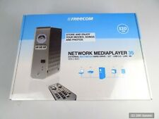 320GB Freecom 26730 Network Media Player-35 Netzwerk Streamer PC TV HiFi HDD NEU