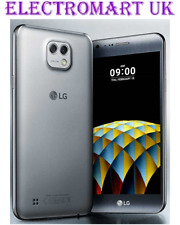 NEW LG X CAM DUMMY HANDSET DISPLAY MOBILE PHONE SILVER