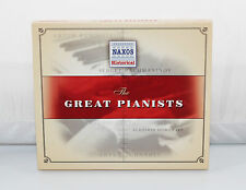 CD - The Great Pianists x2 CDs - Used