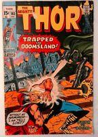 Thor #183 Marvel 1970 GD/VG Bronze Age Comic Book 1st Print