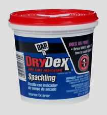 DAP DryDex Dry Time Indicator Spackling Compound Sand-able Paintable 32 oz 12330