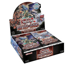 YuGiOh Battles of Legend Armageddon Booster Box
