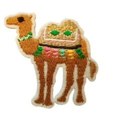 Camel Animal Iron on patch Sew on Transfer