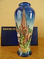 Rare Moorcroft Thaxted Vase  Philip Gibson