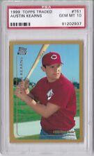 1999 Topps Traded Austin Kearns Rookie PSA 10